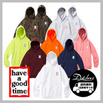 HAVE A GOOD TIME MINI FRAME PULLOVER HOODIE NE816 / 追跡付