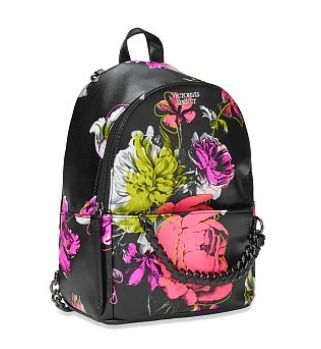 Victoria's Secret バックパック・リュック 日本未入荷 Victoria's Secret  Flower Small Backpack(2)