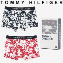 TOMMY HILFIGER フローラルプリントボクサー 国内買付 ギフトに