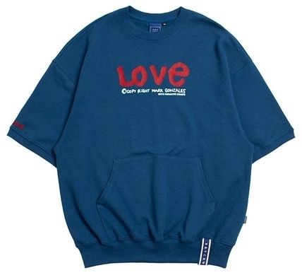 ROMANTIC CROWN Tシャツ・カットソー 【ROMANTIC CROWN】19SS WITH LOVE Pocket T Shirts/追跡付(2)