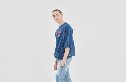 ROMANTIC CROWN Tシャツ・カットソー 【ROMANTIC CROWN】19SS WITH LOVE Pocket T Shirts/追跡付(4)