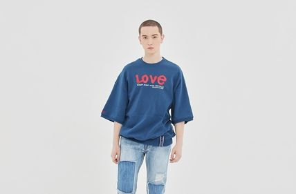 ROMANTIC CROWN Tシャツ・カットソー 【ROMANTIC CROWN】19SS WITH LOVE Pocket T Shirts/追跡付(5)