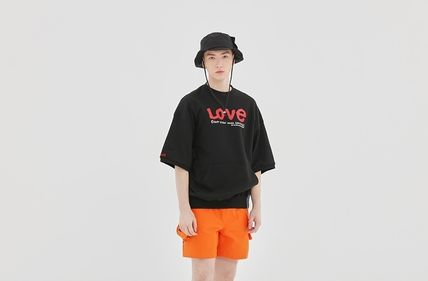 ROMANTIC CROWN Tシャツ・カットソー 【ROMANTIC CROWN】19SS WITH LOVE Pocket T Shirts/追跡付(10)
