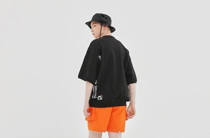 ROMANTIC CROWN Tシャツ・カットソー 【ROMANTIC CROWN】19SS WITH LOVE Pocket T Shirts/追跡付(11)
