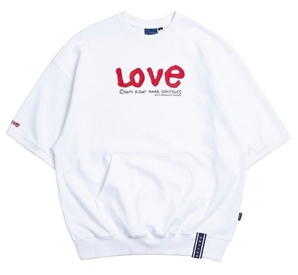 ROMANTIC CROWN Tシャツ・カットソー 【ROMANTIC CROWN】19SS WITH LOVE Pocket T Shirts/追跡付(14)