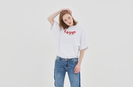 ROMANTIC CROWN Tシャツ・カットソー 【ROMANTIC CROWN】19SS WITH LOVE Pocket T Shirts/追跡付(16)