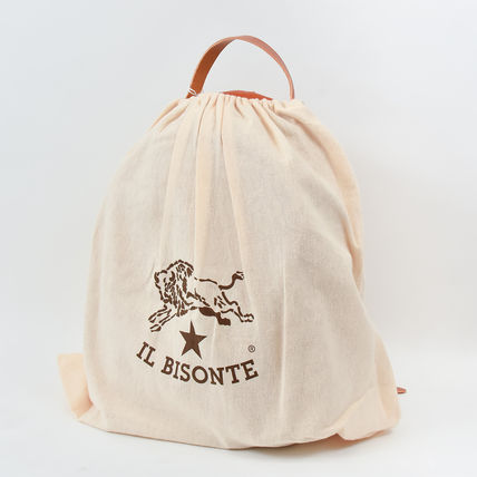 IL BISONTE バックパック・リュック 【即発】IL BISONTE イルビゾンテ A2389 リュック バックパック(20)