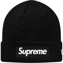 【特価!18AW】Supreme New Era Box Logo Beanie