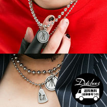 ANOTHER YOUTH a pendant necklace NE817 / 追跡付