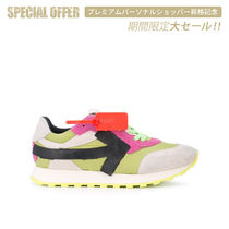 《 Off-White 》VINTAGE ARROW SNEAKERS スニーカー MIXカラー