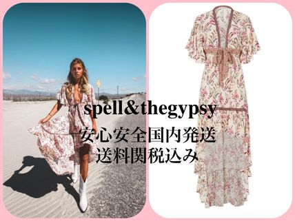 SPELL ワンピース SPELL & THE GYPSY COLLECTIVE ♡ドレス ロング 花柄