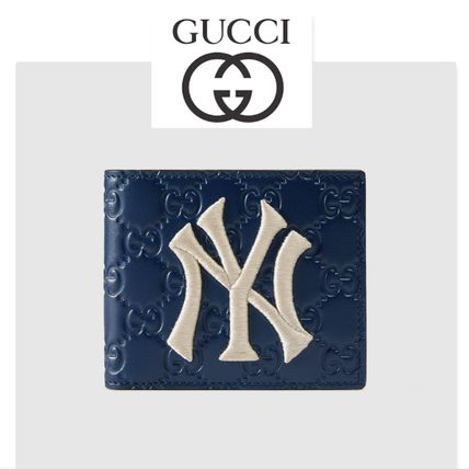 GUCCI★Portefeuille  NY Yankees★財布