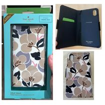 ◆Kate Spade◆ Breezy Floral iPhone Wrap Folio ケース