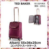 TED BAKER(テッドベーカー) スーツケース 【TED BAKER】Albanyコンパクトスーツケース(55x36x25cm)