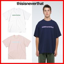 ☆韓国の人気☆【thisisneverthat】☆Bubble SP Tee☆3色☆