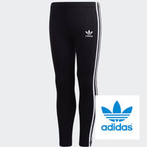 adidas☆3−8yrs☆KIDS ORIGINALS☆3STRIPES LEGGINGS☆