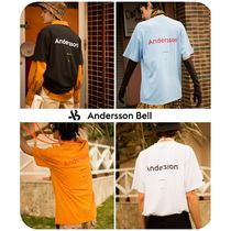 ANDERSSON BELL(アンダースンベル) Tシャツ・カットソー [Andersson Bell]★正規品★UNISEX SIGNATURE EMBLEM T-SHIRT