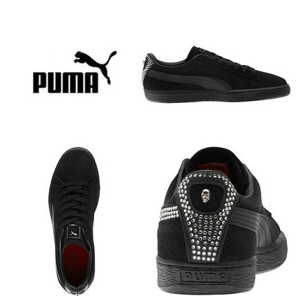new style f28e4 c84cd 世界中で注目!! お早めに!! PUMA x THE KOOPLES Suede Sneakers