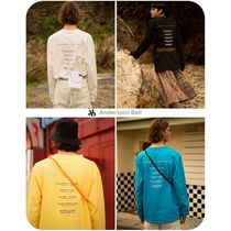 ANDERSSON BELL(アンダースンベル) Tシャツ・カットソー [Andersson Bell]★正規品★UNISEX SEASONS ARCHIVE L/S TEE