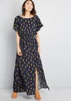 Inspired Spirit Maxi Dress