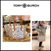 【TORY BURCH】 KERRINGTON SMALL ZIP トートバッグ