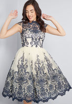 Exquisite Elegance Lace Dress