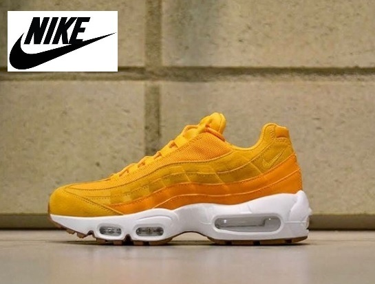 Nike AIR MAX 95 2019 20AW Street Style Sneakers (807443 701)