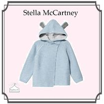 Stella McCartney☆Blue Ears フードカーディガン