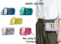 MARC JACOBS♪Jelly Snapshot camera bag♪
