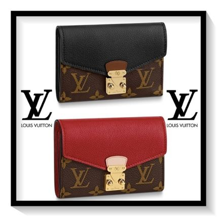 timeless design dc1fa 880fc ★Louis Vuitton(ルイヴィトン)コンパクト・折たたみ財布♪♪