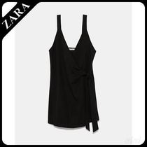 ★ZARA TRF★  SHORT JUMPSUIT