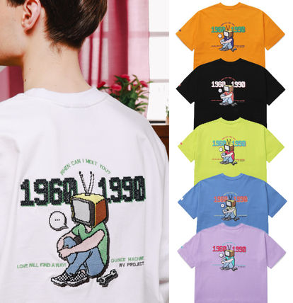 WV PROJECT Tシャツ・カットソー ★WV PROJECT★Channel short-sleeve  TEE★6色★Tシャツ