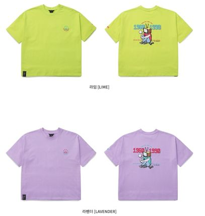 WV PROJECT Tシャツ・カットソー ★WV PROJECT★Channel short-sleeve  TEE★6色★Tシャツ(2)