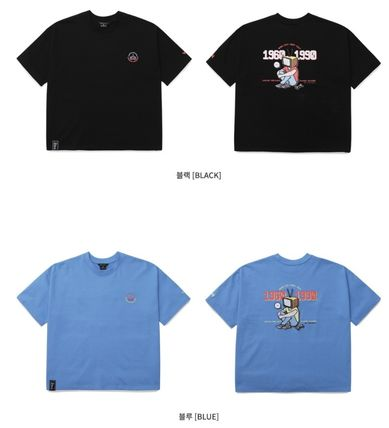 WV PROJECT Tシャツ・カットソー ★WV PROJECT★Channel short-sleeve  TEE★6色★Tシャツ(3)