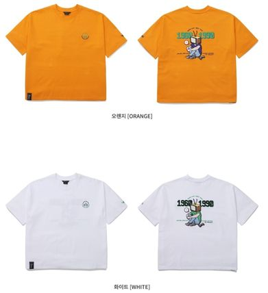 WV PROJECT Tシャツ・カットソー ★WV PROJECT★Channel short-sleeve  TEE★6色★Tシャツ(4)