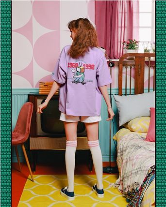 WV PROJECT Tシャツ・カットソー ★WV PROJECT★Channel short-sleeve  TEE★6色★Tシャツ(6)