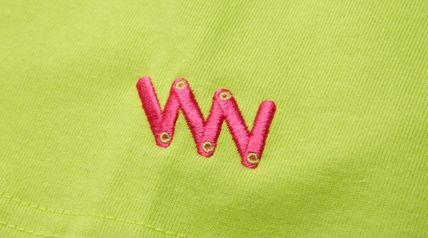 WV PROJECT Tシャツ・カットソー ★WV PROJECT★Channel short-sleeve  TEE★6色★Tシャツ(15)