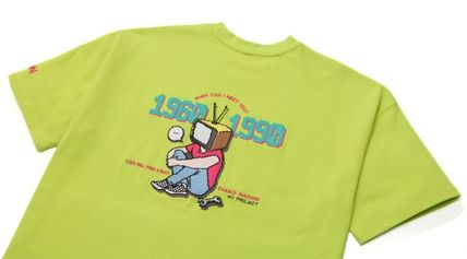 WV PROJECT Tシャツ・カットソー ★WV PROJECT★Channel short-sleeve  TEE★6色★Tシャツ(16)