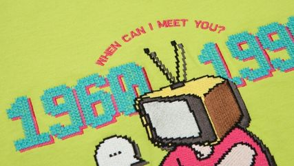 WV PROJECT Tシャツ・カットソー ★WV PROJECT★Channel short-sleeve  TEE★6色★Tシャツ(17)