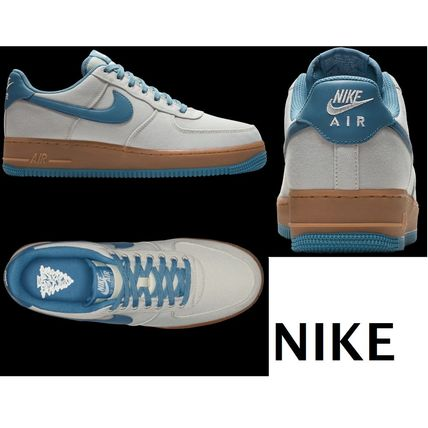 NIKE★Nike Air Force 1 Low エアフォース1 Bone/Blue♪