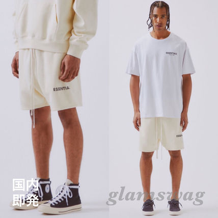 【国内即発・買付済み 】FOG ESSENTIALS   Sweat Shorts