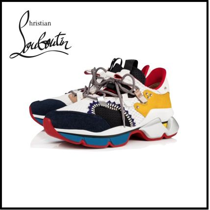 【Christian Louboutin】国内完売★Red Runner Veau Velours