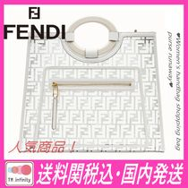 ♪★送料関税込★FENDI★handbag shopping bag purse runaway