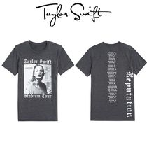 TaylorSwift DARK GREY HEATHER ALBUM TOUR Tシャツ