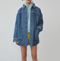 [Acne Studios] Denim shirt mid blue デニムシャツミッドブルー