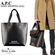 A.p.c EDDY SHOPPING BAG