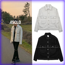 ◆ASCLO(エジュクロ) Belly Stitch Denim Jacket/追跡付