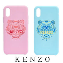 ★KENZO★RUBBER タイガー★IPHONE X/XS CASE★