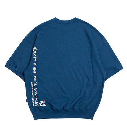 ROMANTIC CROWN Tシャツ・カットソー 【ROMANTIC CROWN】WITH LOVE Pocket T Shirts★NEW★日本未入荷(5)