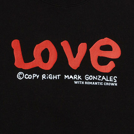 ROMANTIC CROWN Tシャツ・カットソー 【ROMANTIC CROWN】WITH LOVE Pocket T Shirts★NEW★日本未入荷(9)